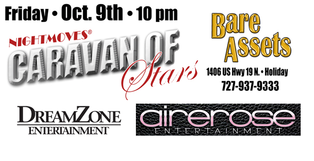 Airerose & DreamZone to Sponsor 23rd Annual NightMoves® Caravan of Stars