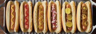 July 17 is National Hot Dog Day!