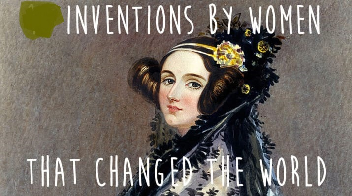 Art's World – Inventions by Women that Changed the World