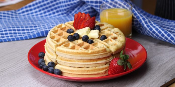 Art's World – Today is National Waffle Iron Day!