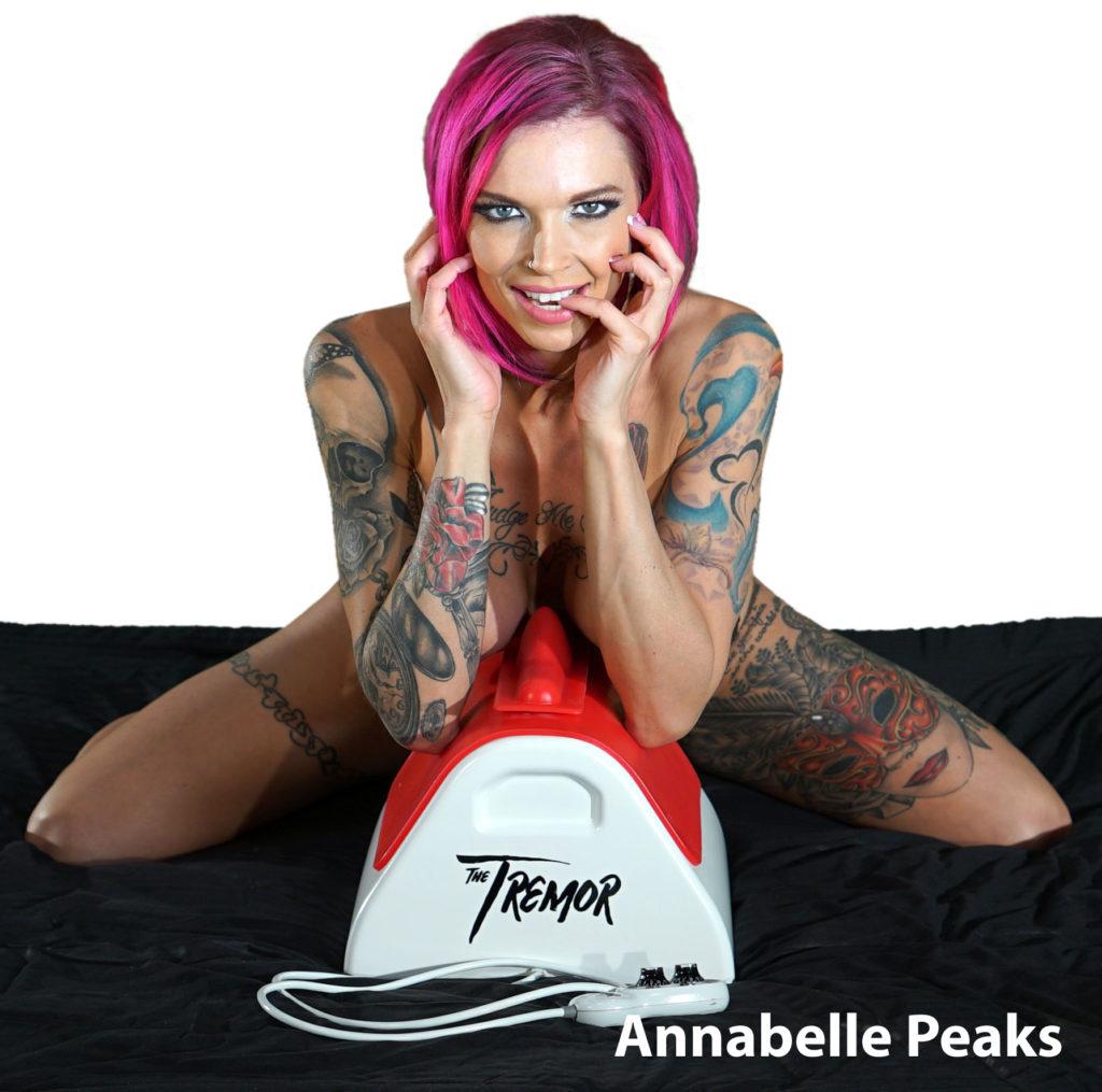 Annabelle Peaks