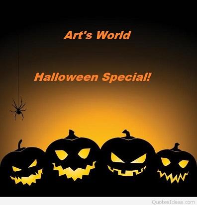 Art's World Halloween Special