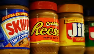 "Art's World – Did You Know that November is ""National Peanut Butter Month""?"