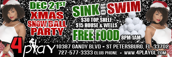 4 Play Snowball Party