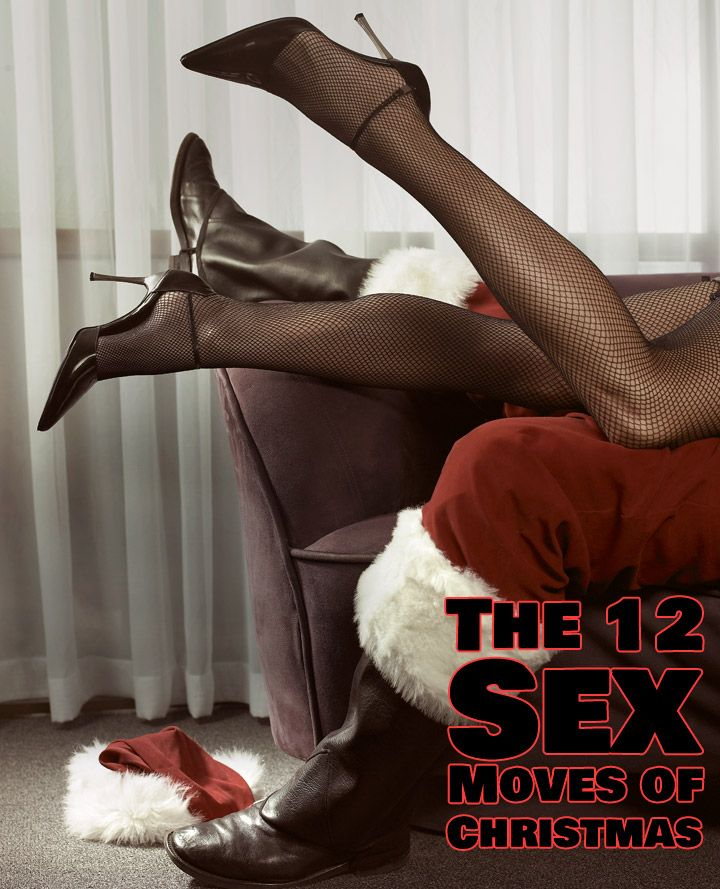 Art's World – The 12 Days of Holidays Sex Moves!
