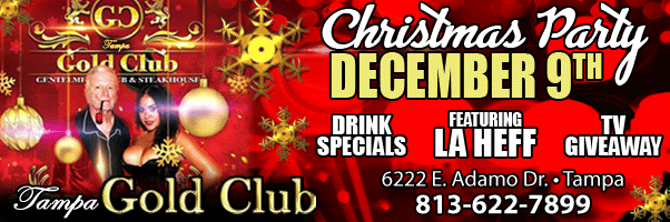 Gold Club's Christmas Party