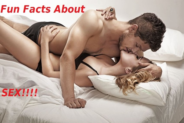 Fun Facts about SEX!!!!!!!!!!!!!