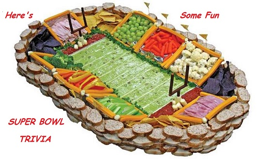 Fun Facts & Trivia about the Super Bowl